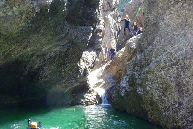 Canyoning SalzburgerLand