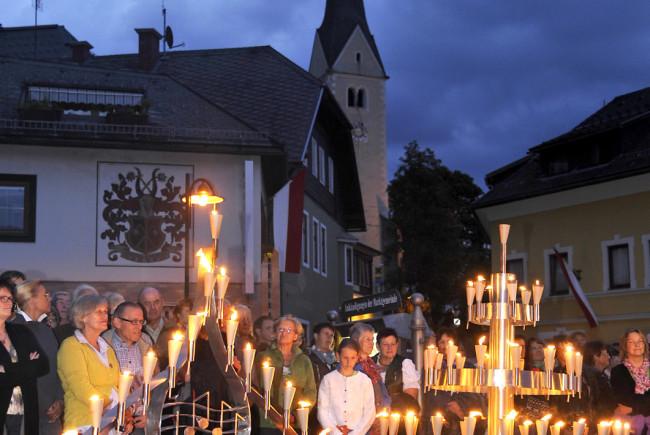 Feuer und Stimme, Internationales Chortreffen in St. Michael im Lungau