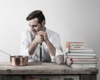 Küchenmeister Robert Mair vom Restaurant Tiroler Buam c Robert Mair