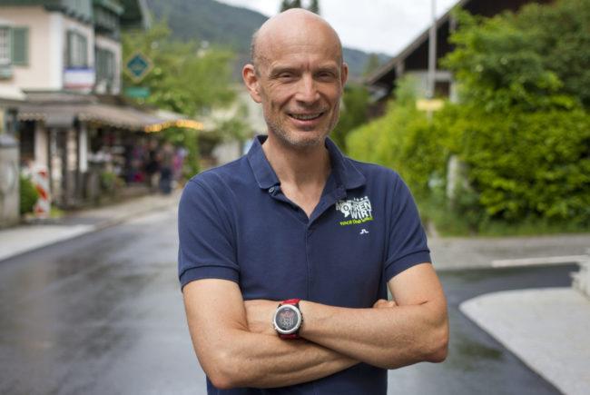 Mohrenwirt Jakob Schmidlechner aus Fuschl am See