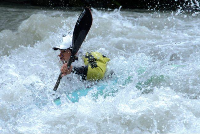 kayak-lammer