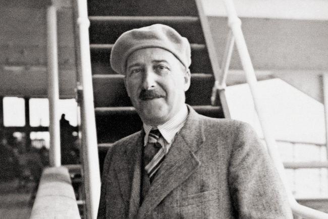 Stefan Zweig auf seiner ersten Brasilienreise in den Jahren nach seiner Flucht aus Salzburg und Europa ©Stefan Zweig Center