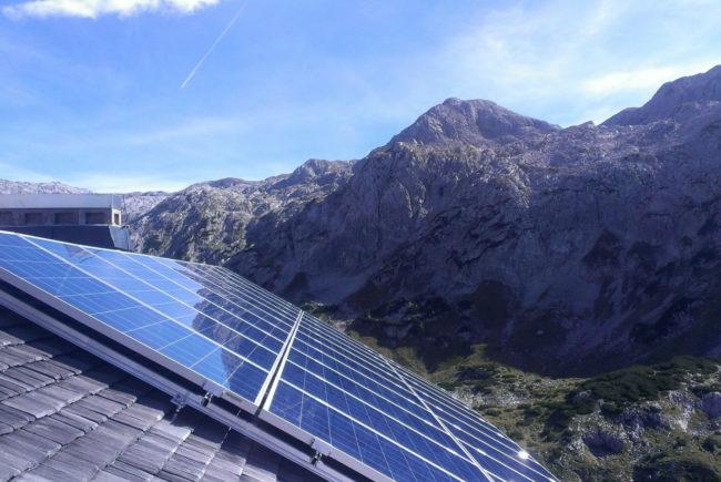 Happischhaus Solarkollektoren