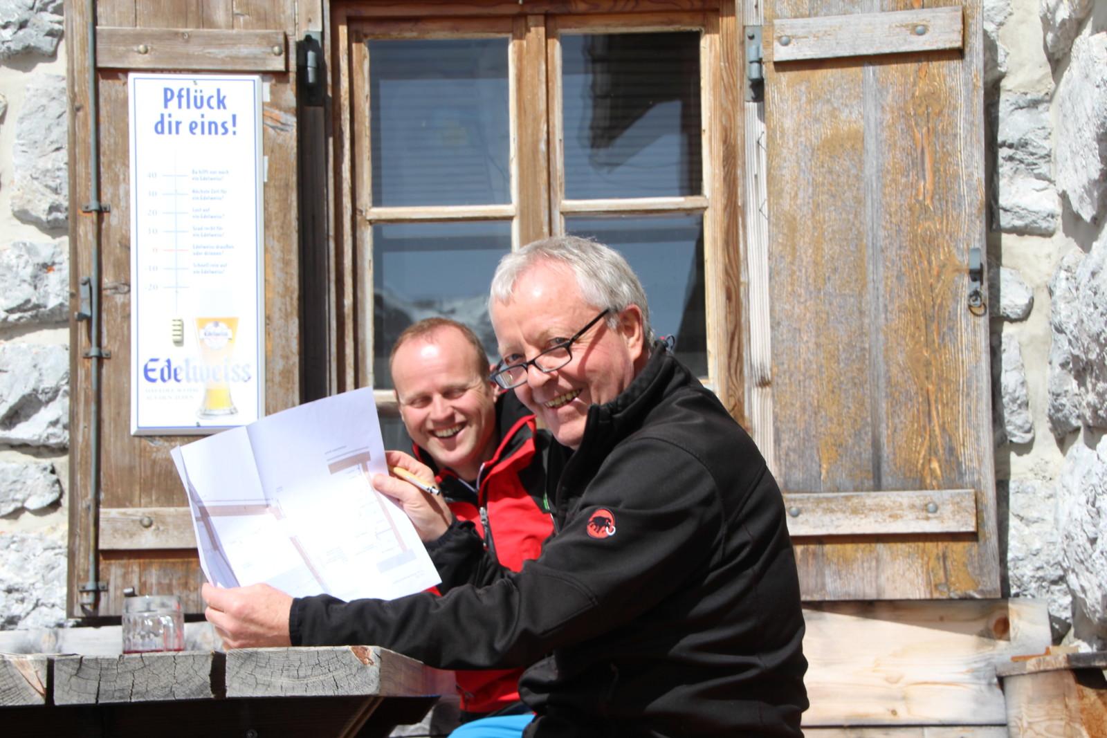 Geschäftsführer und Hüttenreferent Naturfreunde