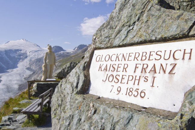 Grossglockner Hochalpenstrasse. Foto: Andreas Kolarik
