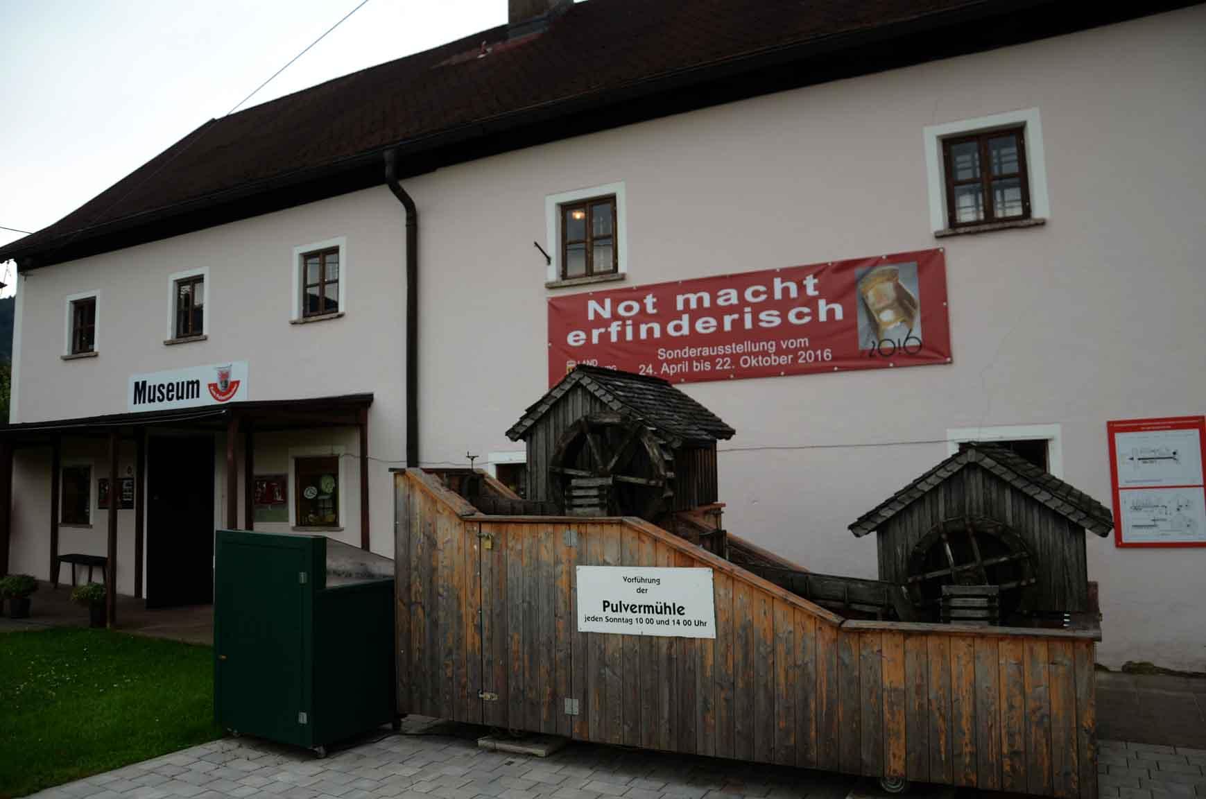 Museum zum Pulvermacher