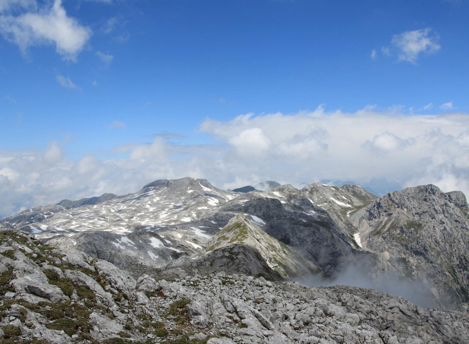 Das hochalpine Tennengebirge