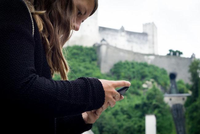 Pokemon in Salzburg