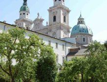 Stift St. Peter mit Garten