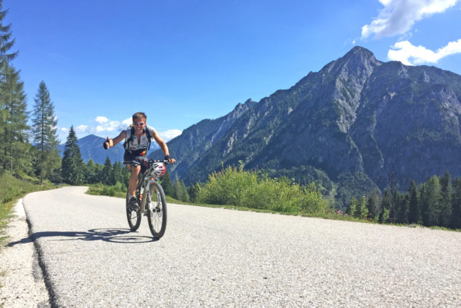 MOUNTAINBIKE SAALBACH, MOUNTAINBIKE HINTERGLEMM