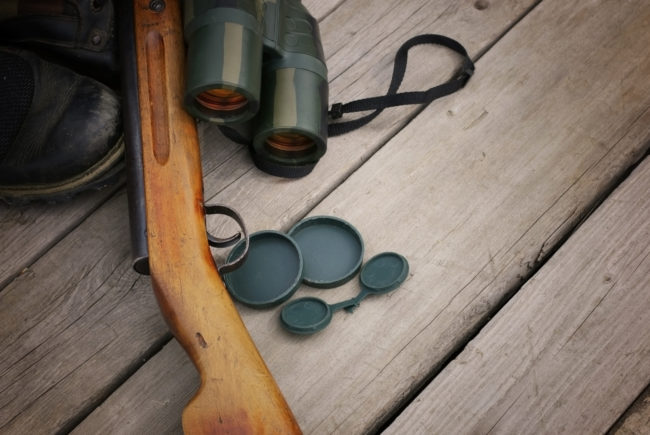 Jagdausrüstung