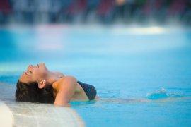 Relaxen im Heilwasser