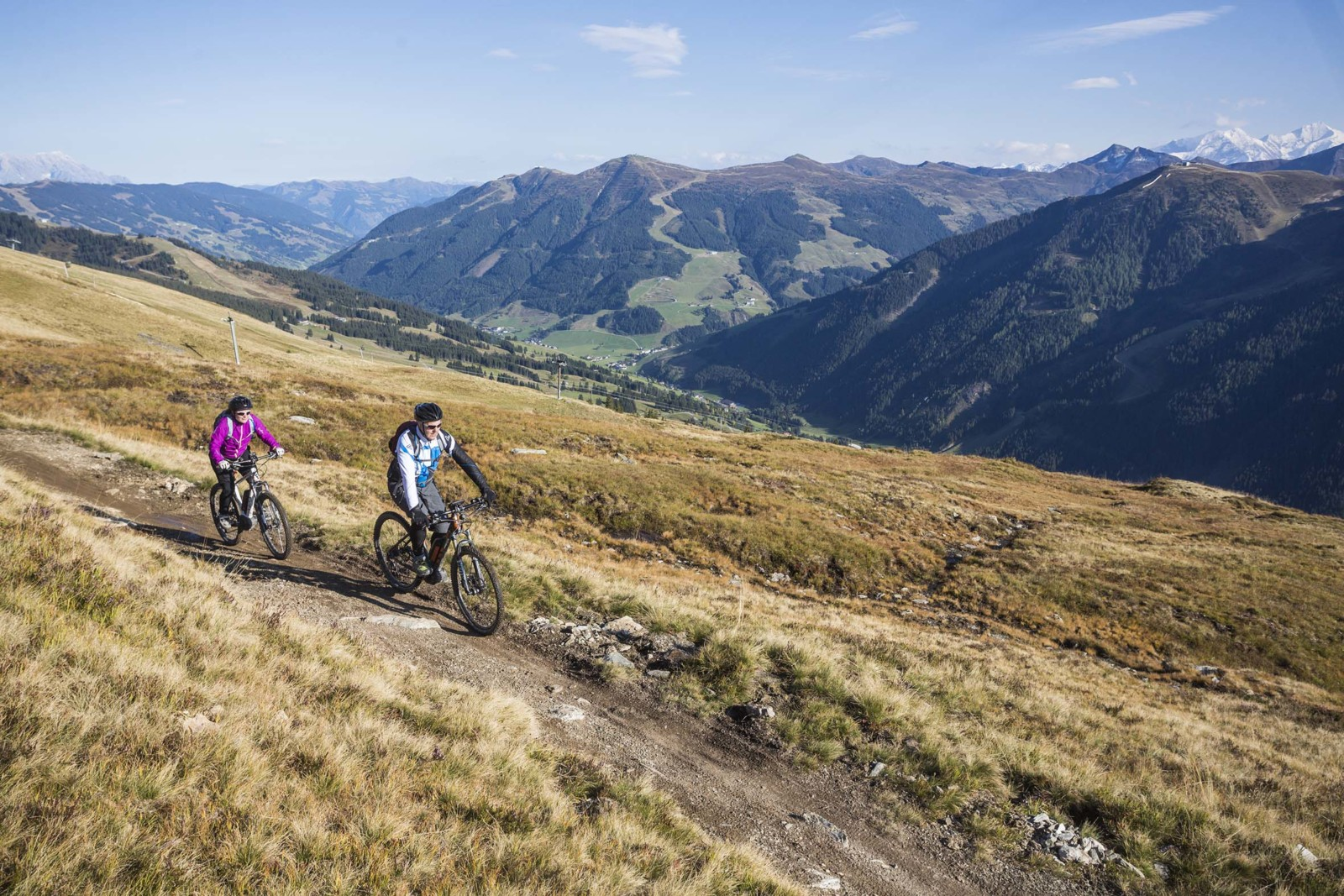 Mtb enkelt trail Salzburg