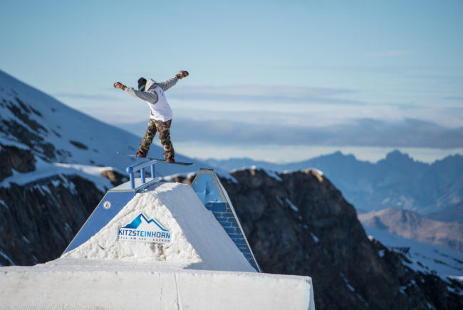 Cash4Tricks-Contest im GlacierPark am Kitz. c Johannes Pollmann