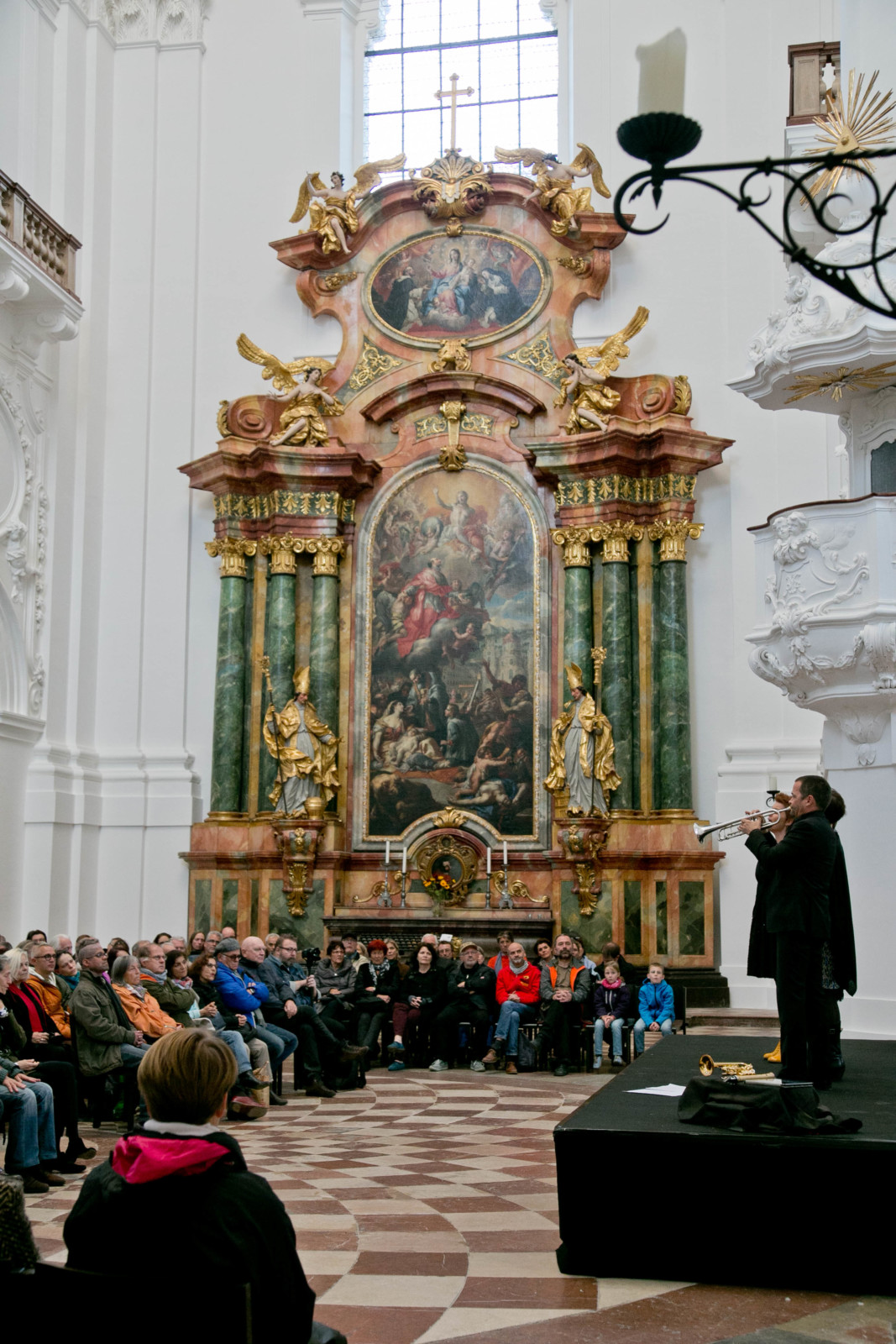 Jazzlocation Kollegienkirche (c)wildbild