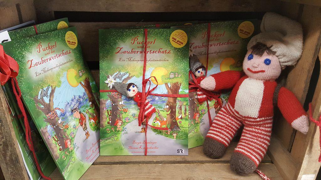 Ein Mehrsprachigkeitsmärchen für Kinder