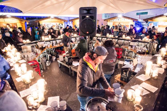 Am Food:Moakt treffen Après-Ski und regionalen Kulinarik aufeinander.