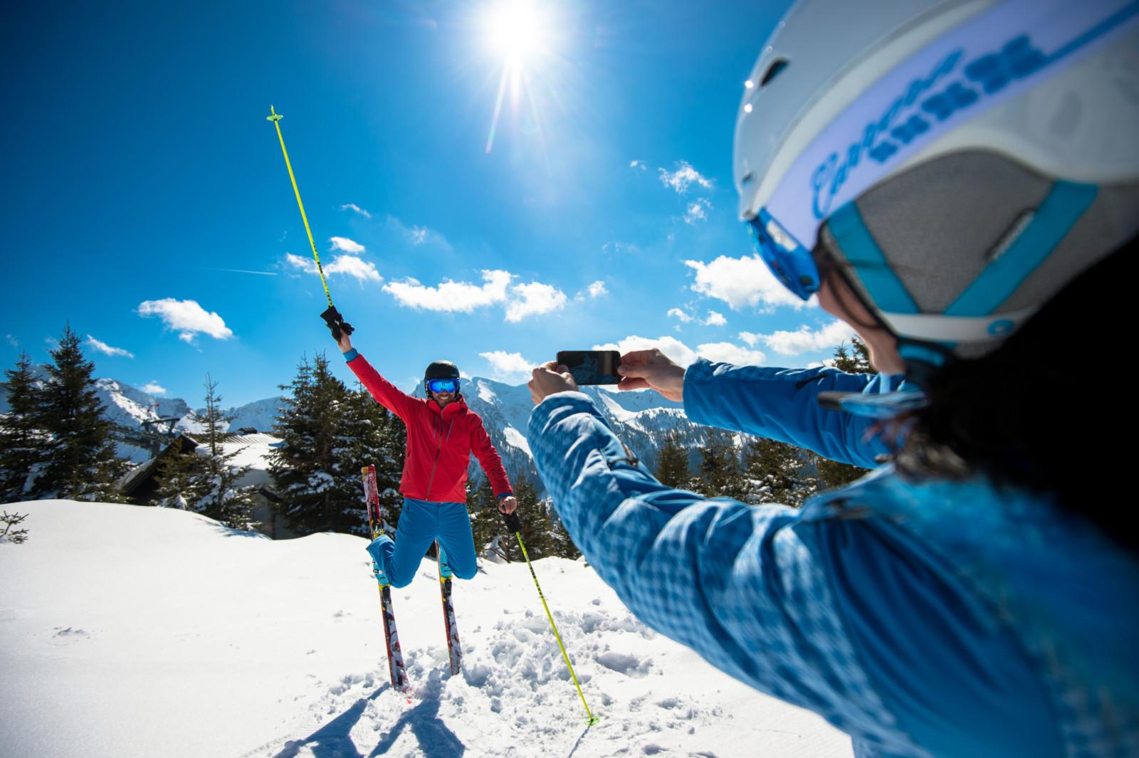 ski amad sinne sch rfen beim skiurlaub salzburgerland magazin. Black Bedroom Furniture Sets. Home Design Ideas