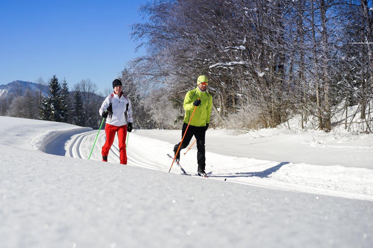 © Fuschlseeregion - Ruhige Winterlandschaft