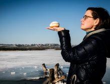 Martina Moser ist Faschingskrapfen Expertin (c)wildbild