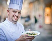 Martin Bednarik ist neuer Chefkoch im Goldenen Hirsch.