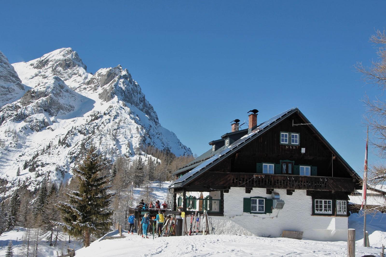 Die Ostpreussenhütte