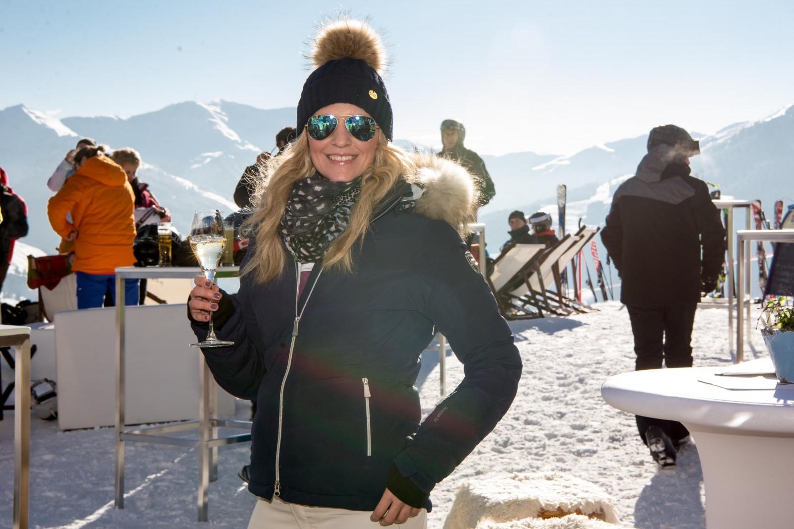 c Edith Danzer Party im Schnee