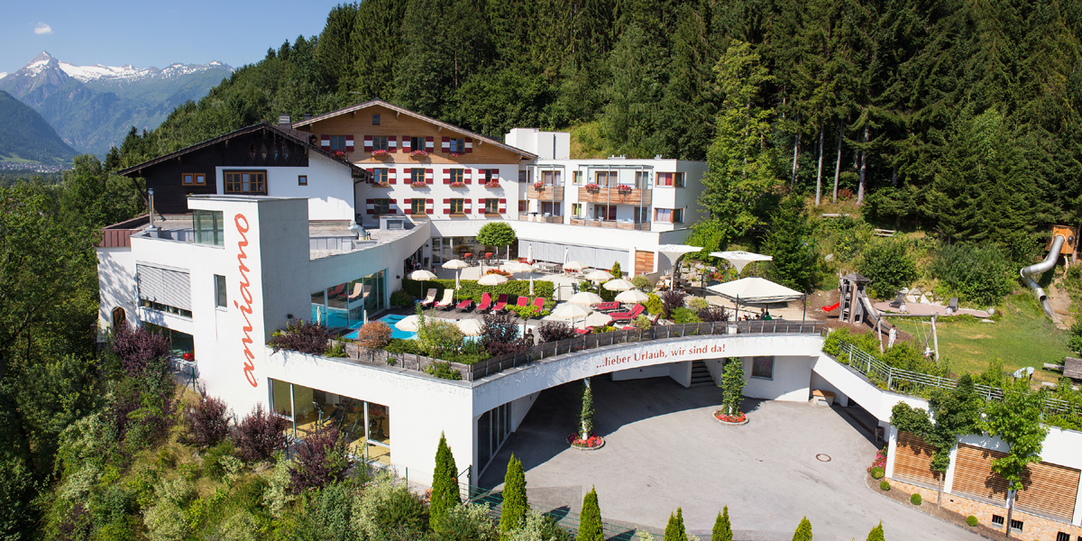 Familotel Amiamo in Zell am See