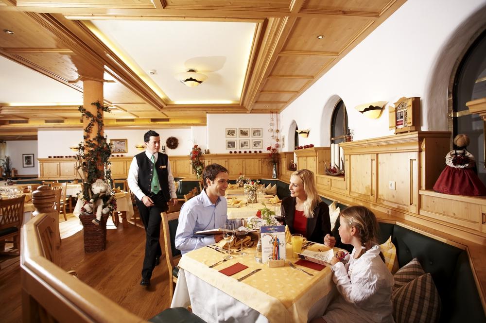 Kinderhotel Felben - Restaurant