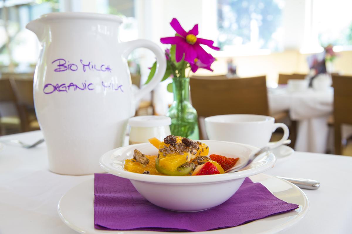 Salzburger Biofrühstück im Hotel Auersperg