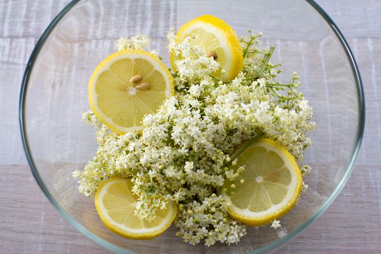 + Zitrone
