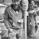 Chris Hammer und sein Sieger-Projekt.