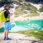 10 Dinge im Rucksack