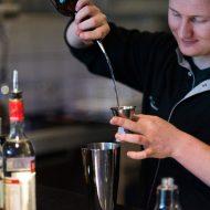 Michael Steinbacher, Barchef von The Jigger Bar, in seinem Element