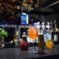Ob fruchtig, süß, herb oder sauer – die Bandbreite der Cocktails in der Jigger Bar ist riesig