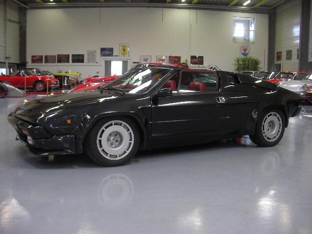 Der Jalpa 350 in Targa Bauweise