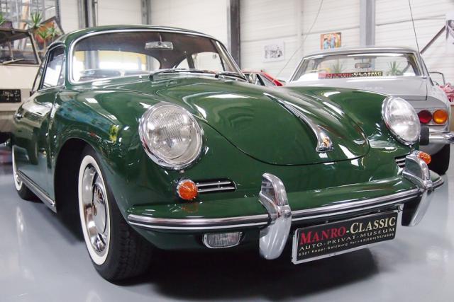 Porsche 356: Das erste Serienmodell von Porsche