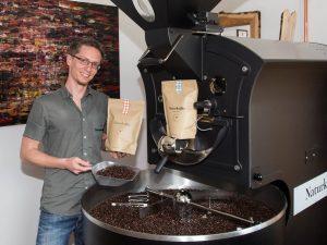 Rösterei Naturkaffee, Kaffeerösterrei Naturkaffee Eugendorf, Christoph Hellermann