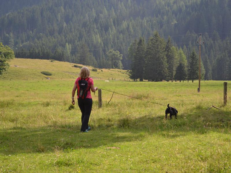 Viele Bergretterinnen sind auch in zusätzlichen Funktionen tätig.
