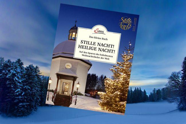 Buchtipp Stille Nacht Heilige Nacht Salzburgerland Magazin