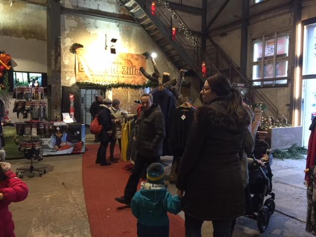 Weihnachtsmarkt in der alten Saline