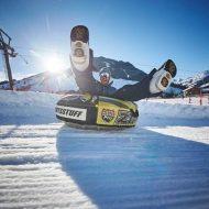 Saalbach Hinterglemm Snowtubing