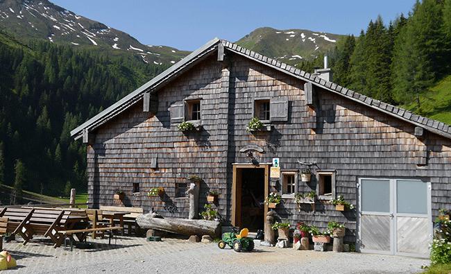 Harbachalm, Großarl, Wandern in Salzburg, Großarltal