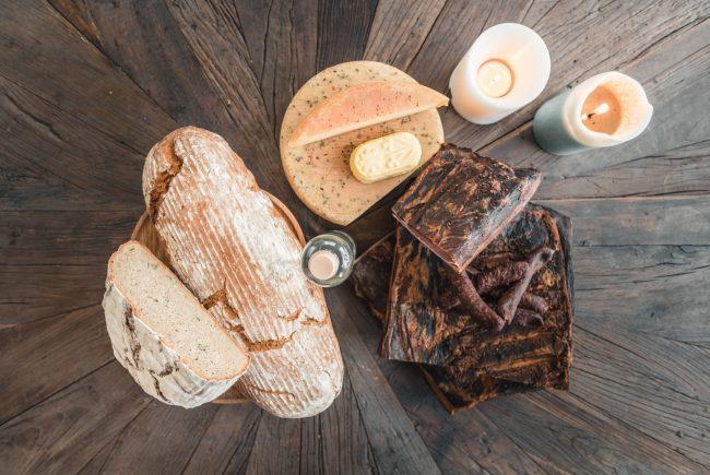 Regionale Produkte in der Heimatküche