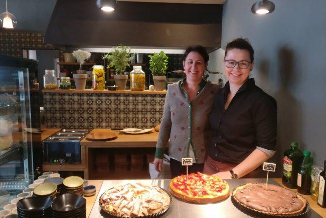 Heidi und Isabella Lainer, die guten Seelen der Heimatküche