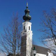 Langlaufdorf Faistenau_Kirche