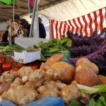 eigenes Gemüse vom Dandlhof am Halleiner Grünmarkt