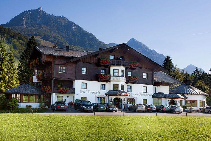 Hotel Bergrose in Strobl am Wolfgangsee