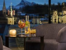 7 senses Ausblick Hotel Stein