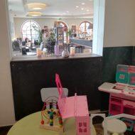 Kinderfreundliche Kaffeehäuser Kaffee Mühle Niederalm Spielzimmer